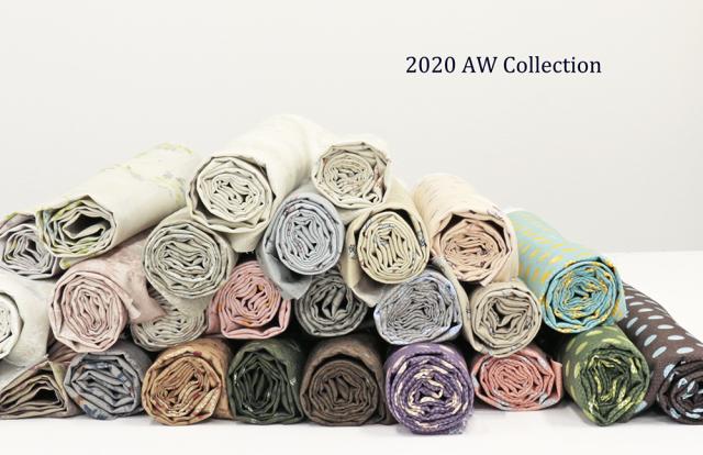 textile pantry JUNKO MATSUDA 2020AW